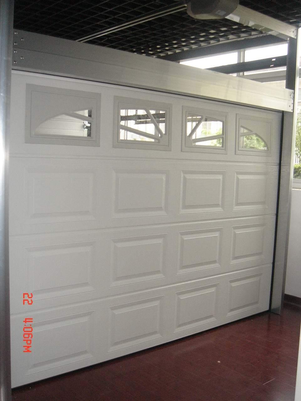 Puerta seccional del garage – Puerta seccional del garage proporcionado por Wuxi Jieyang Energy ...
