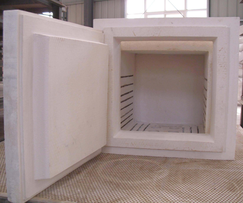Ceramic Fiber Electric Heating Furnace Chamber