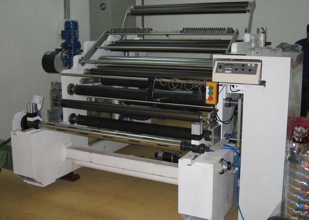 High Speed Slitting Machine (SL-1600)