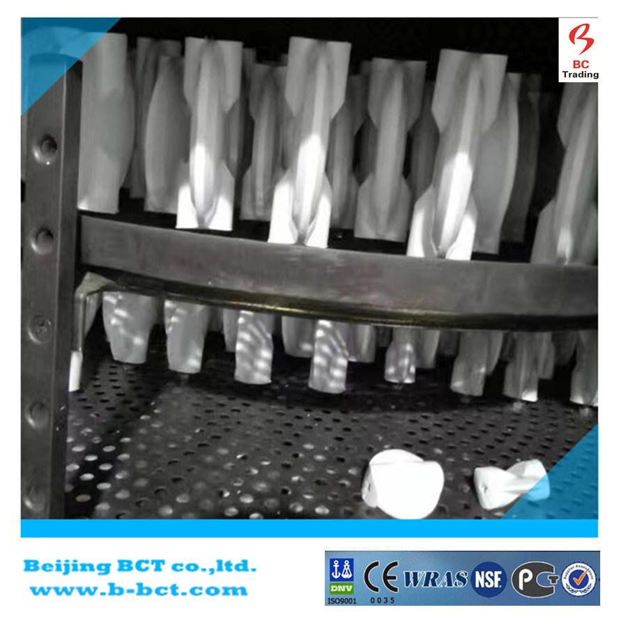 PTFE Seat Wafer Type Semi-Lug Butterfly Valve, F46 Sealing, Bct-F4bfv-9