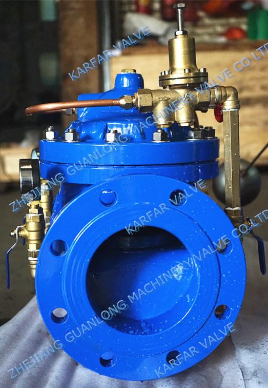 (GL200X) Diaphragm / Piston Pressure Reducing Valve