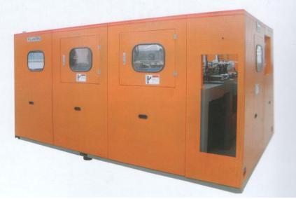 Pet Wide-Neck Jar Stretch Blow Moulding Machine