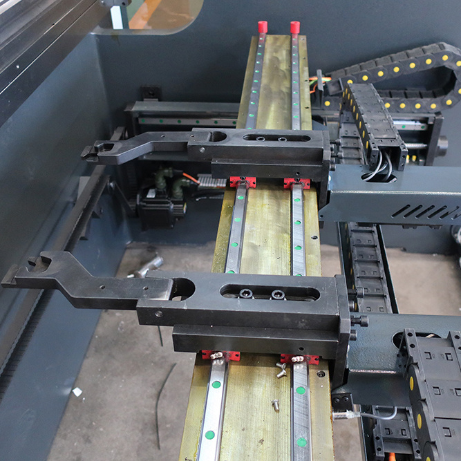 175t 3200mm CNC Press Brake with Delem Da52s CNC System