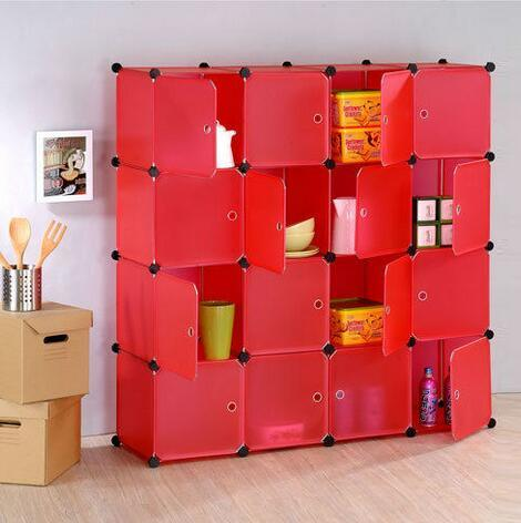 Black and White Plastic Storage Organizer, Home Storage Products