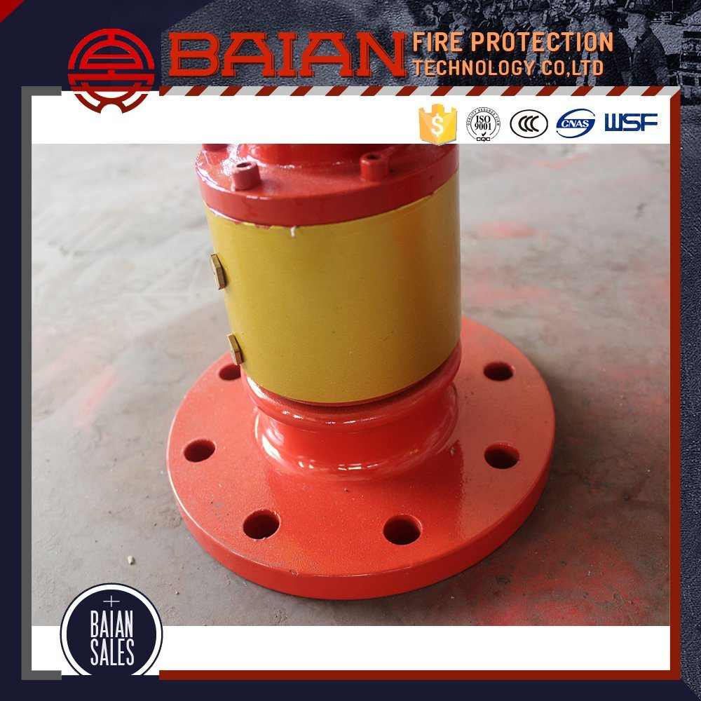 Fire Foam and Water Monitor for Fire Equipment