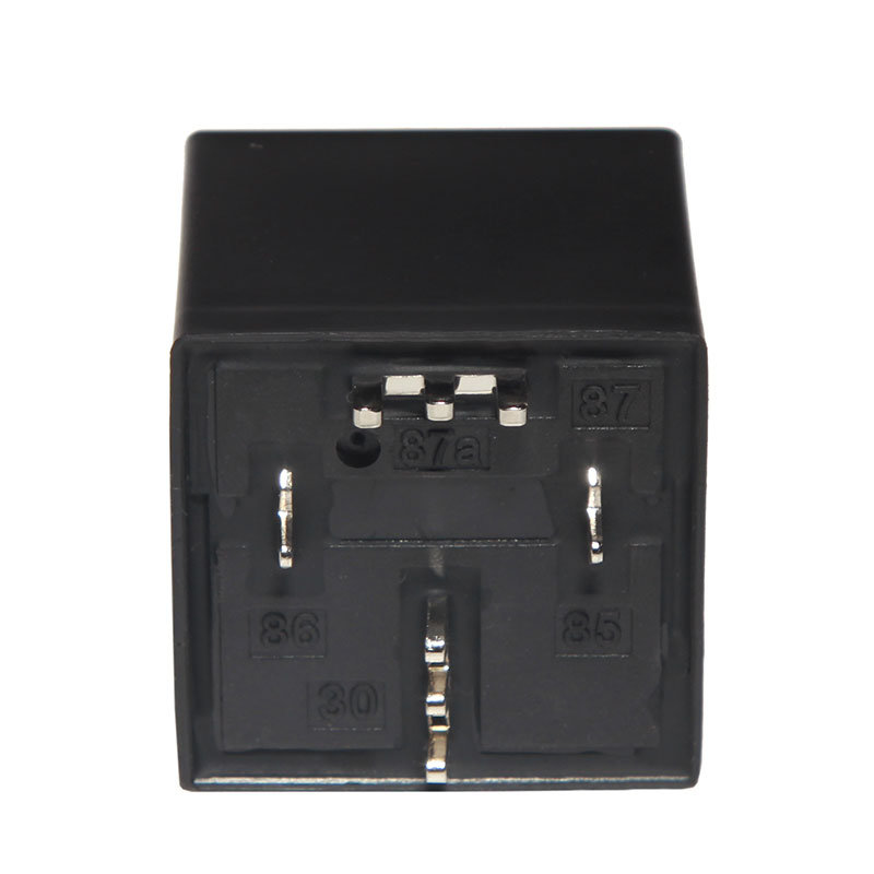 4 Pins 80A Automotive Relay Short Pins 24V Relay Auto Prats for Car