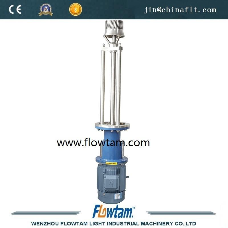 Stainless Steel High Shear Homogeneous Emulsifiers (BRH-100)