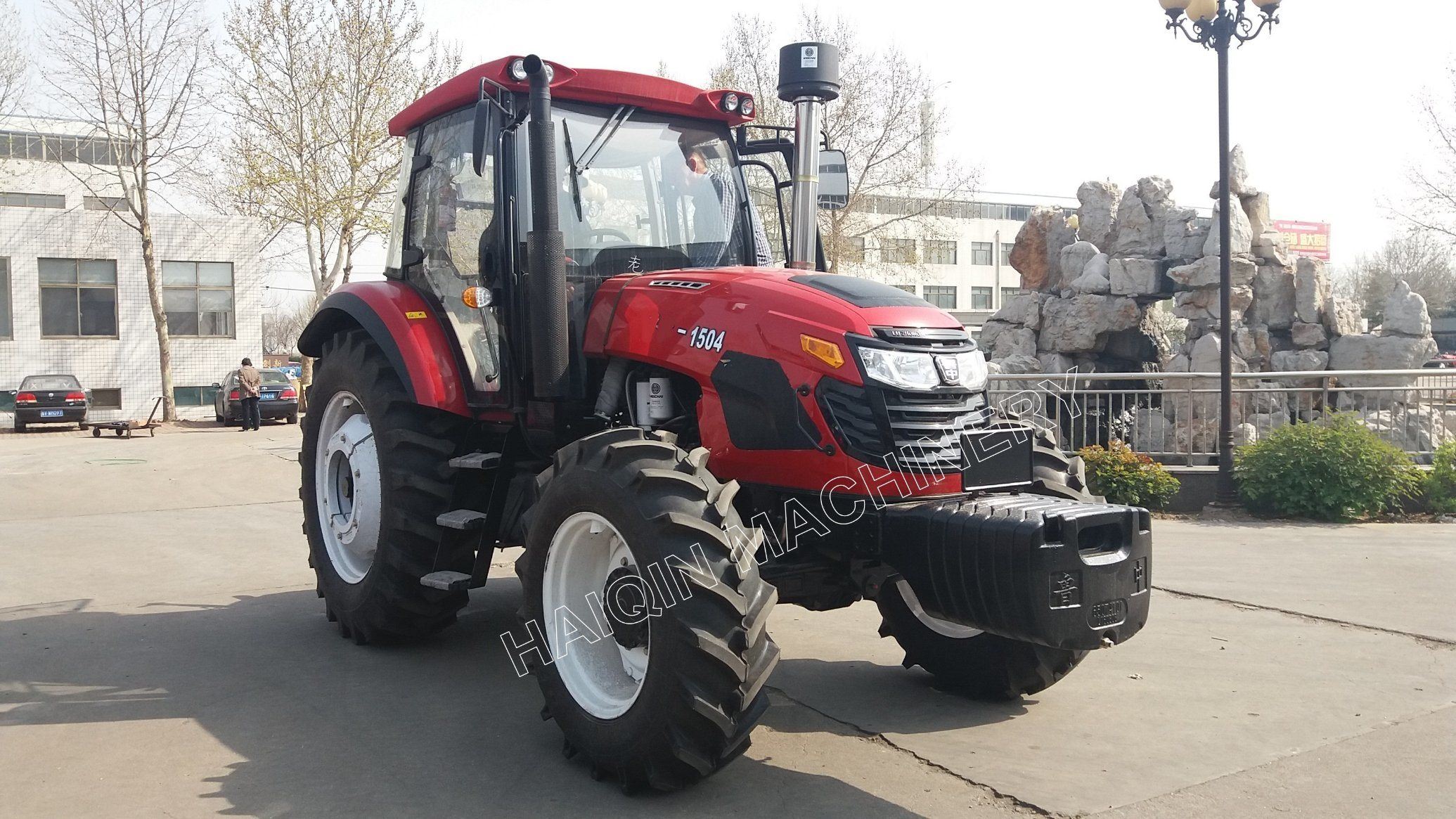 China Strong Utility Large Tractor (LZ1504) for Sale