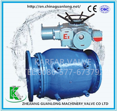Multi-Functional Axial Plunger Control Valve (GLH942X) Multiple Spraying Holes Type