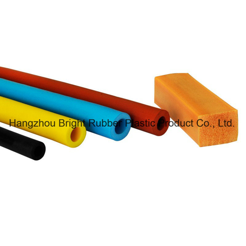 Rubber Foam/Sponge Extrusion Strip with 3m Tape