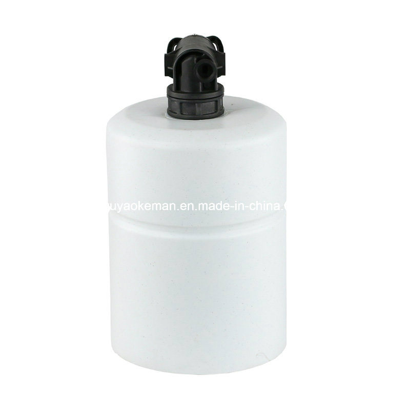 Small Flow Rate Central Water Purification with Manual Valve