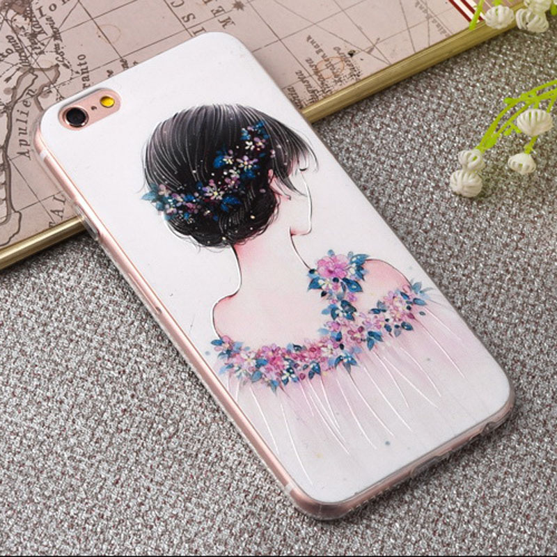 3D Printing TPU Cell Phone Case Back Cover