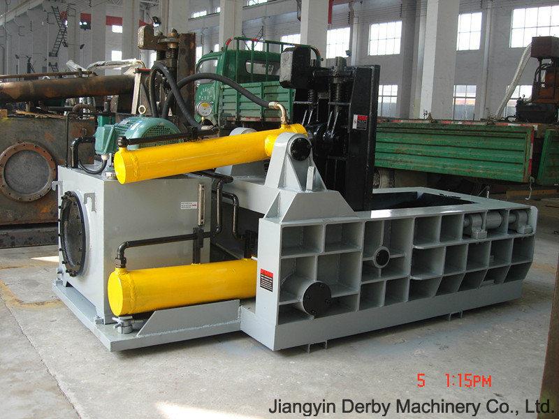 Hydraulic Scrap Metal Baler-- (YDF-100A)