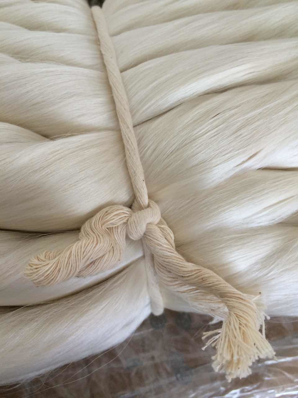 Cheapest Quotation with Highest Quality 100% Spun Silk Yarn