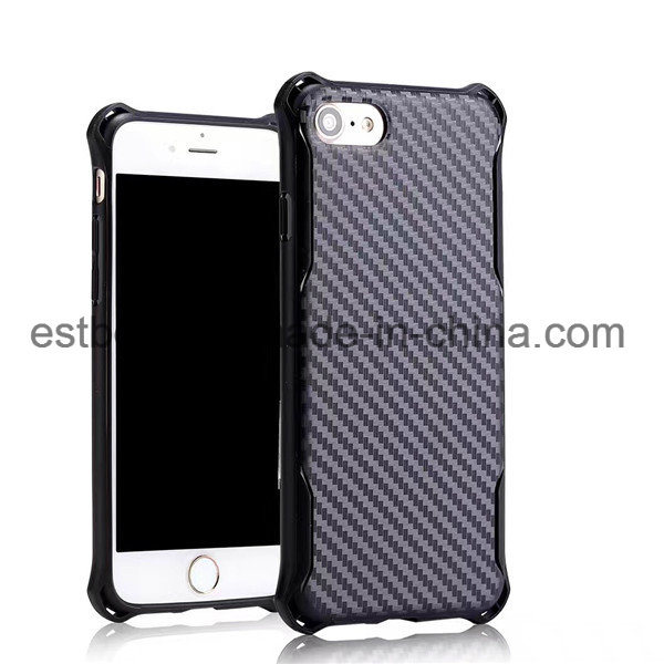 TPU Bumper with PC Back Cell Phone Case for iPhone