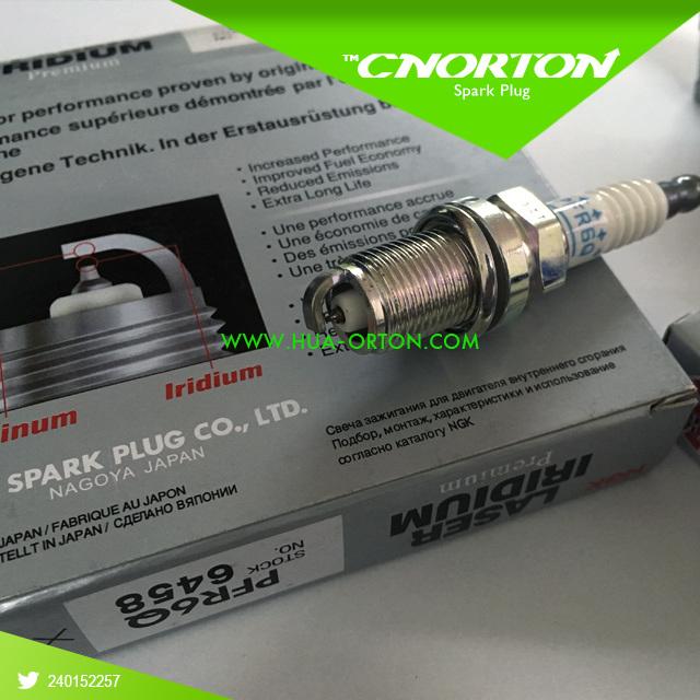 Ngk Spark Plug for Pfr6q 6458 VW/Audi 101 000 063 AA