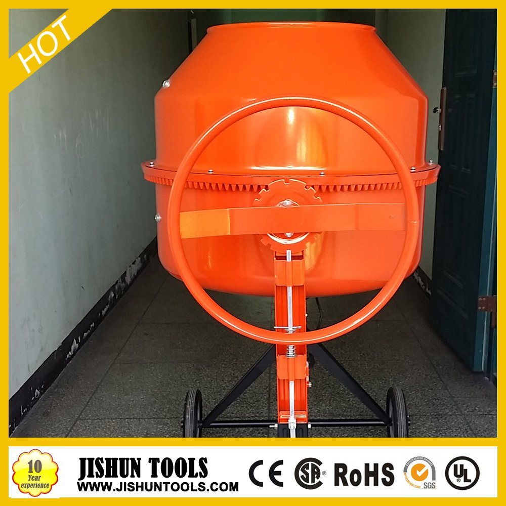 Durable Mini Electric Concrete Mixer