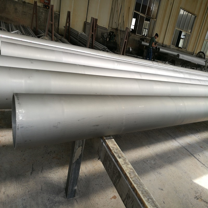TP304, Tp316L Stainless Pipe for Chemical Industry