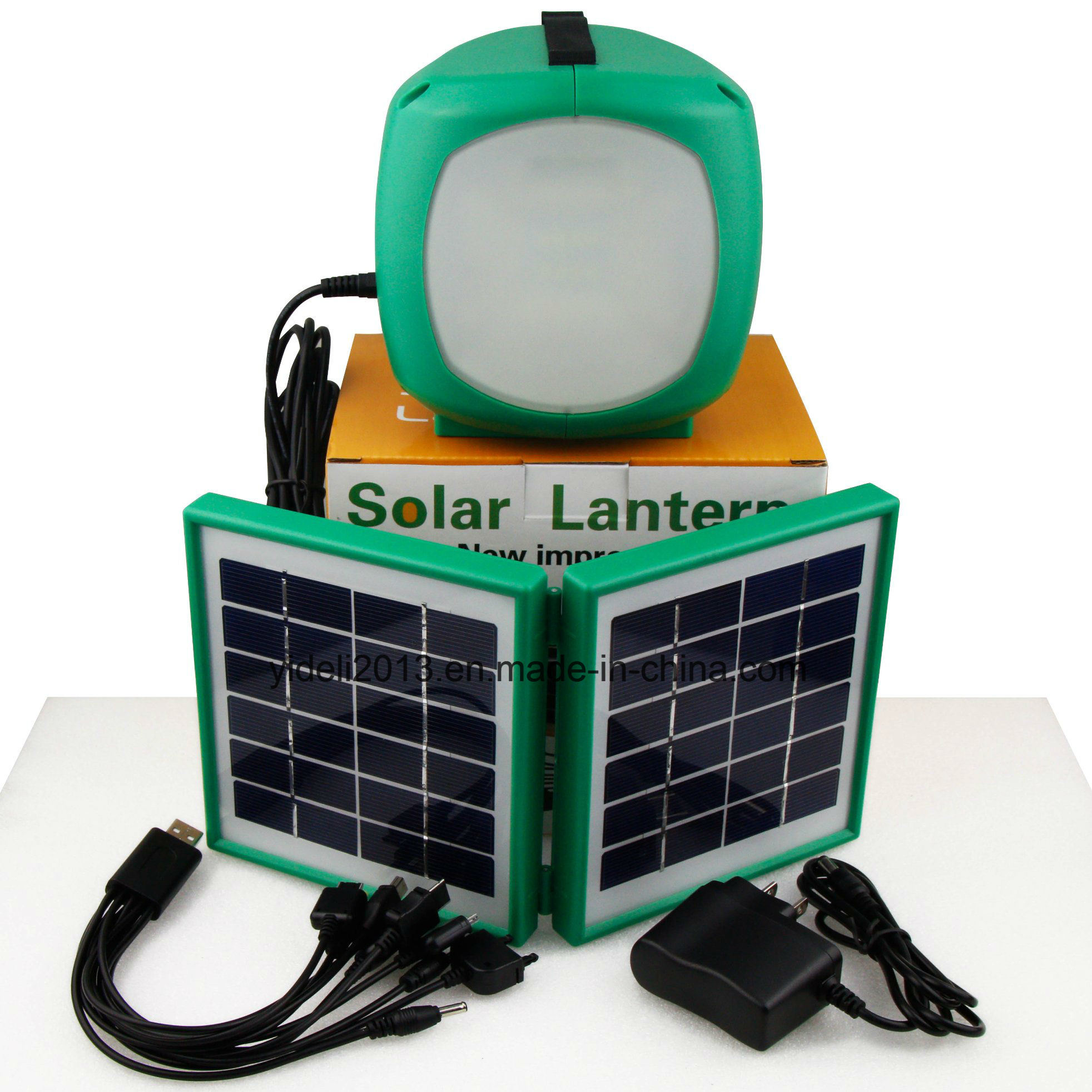 High Quality Solar Powered Smart Energy Saving Security Camping Lights