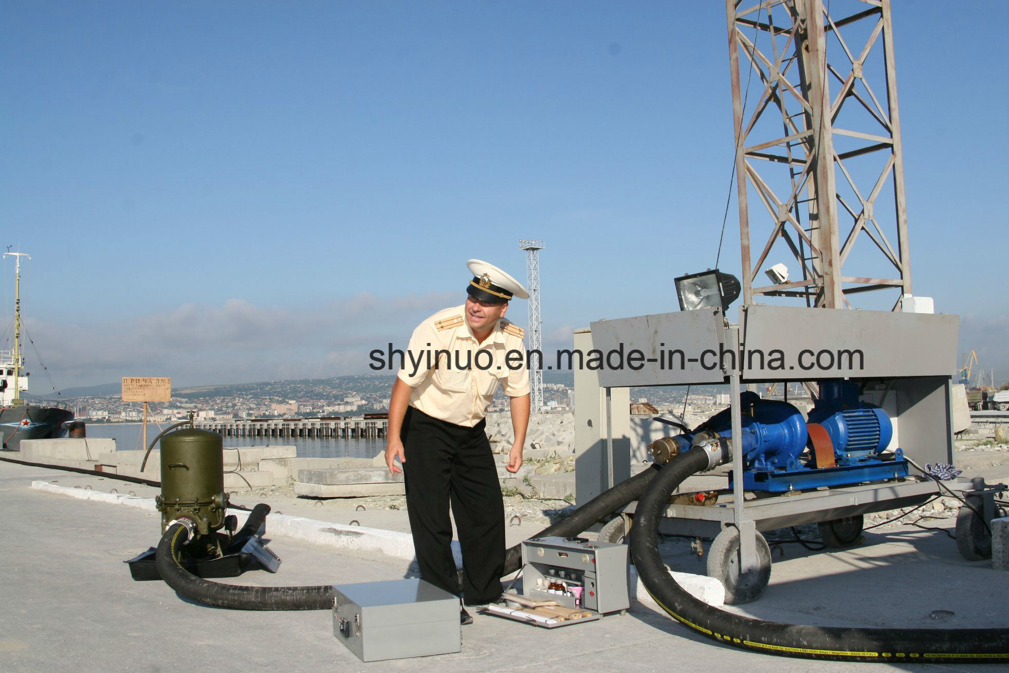 Screw Rotor Pump