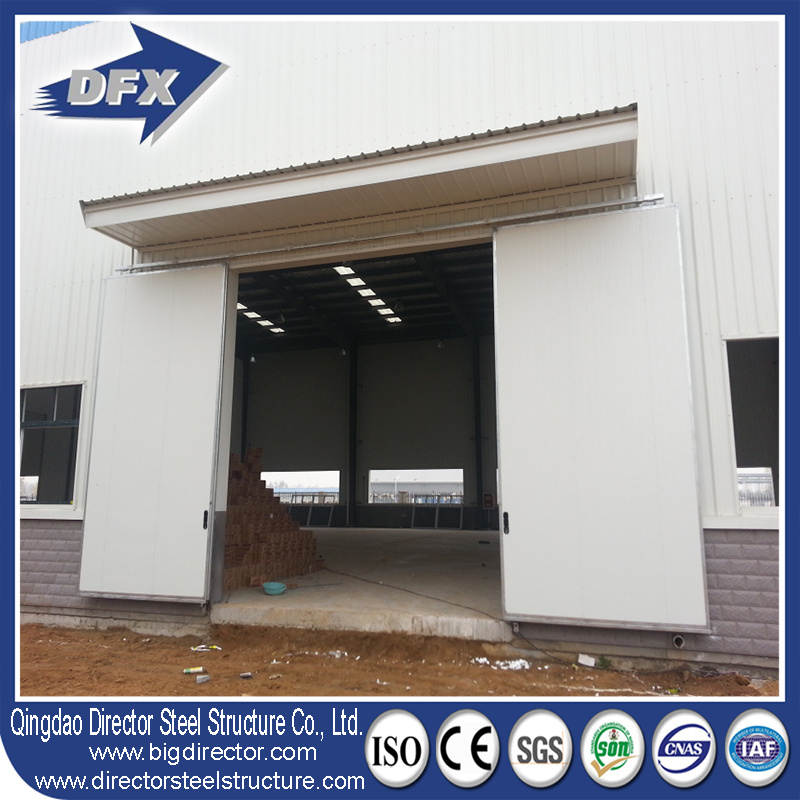 Welded Q345 Steel Structure Fabrication Workshop Factory Building Shed