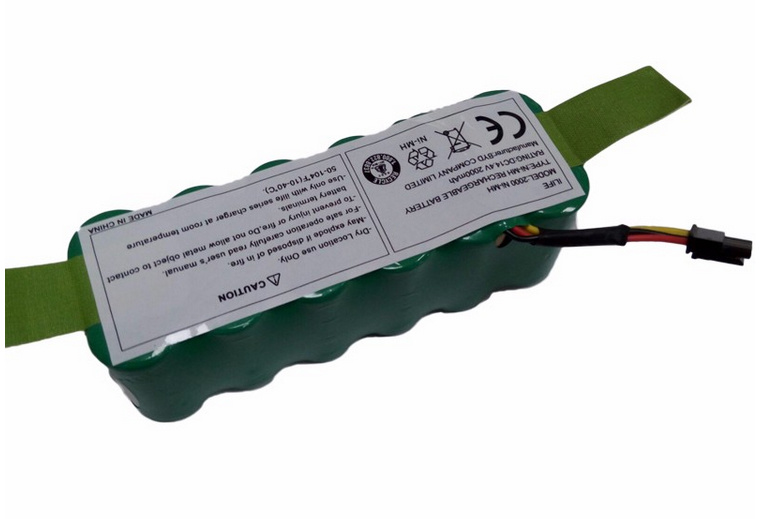 Ni-MH Sc 14.4V 2000mAh Vacuum Cleaner Rechargeable Battery
