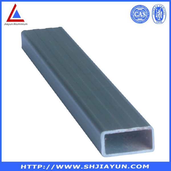 6060 T5 Extruded Aluminum Tube Made by China Aluminium Factory