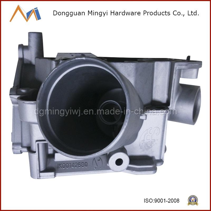 Aluminum Die Casting for Machine Parts with CNC Machining