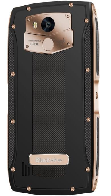 Blackview BV7000 PRO 12.6mm 4GB RAM Waterproof Drop-Proof Dust-Proof Smart Phone Mocha Gold