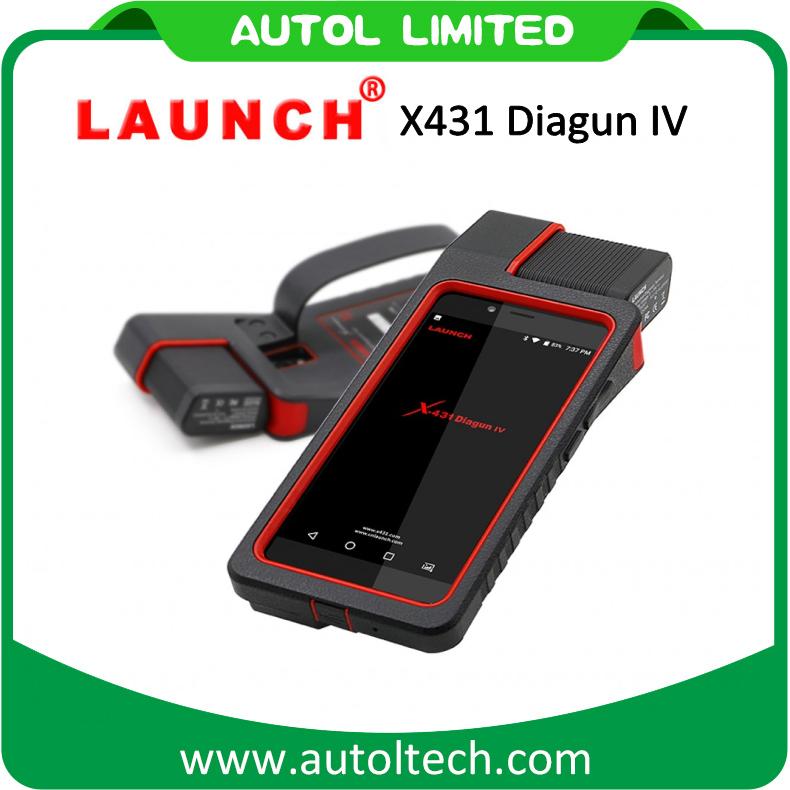 2017 Orignal Launch X431 Smartbox Super Diagnostic Scanner 2 Year Free Update Online X431 Diagun IV X-431 Diagun 4 with Best Price X431 Diagun
