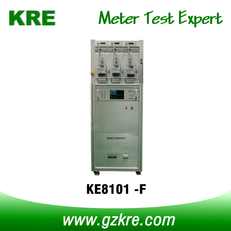 Class 0.05 3 Position Single Phase kWh Meter Test Bench According to IEC60736