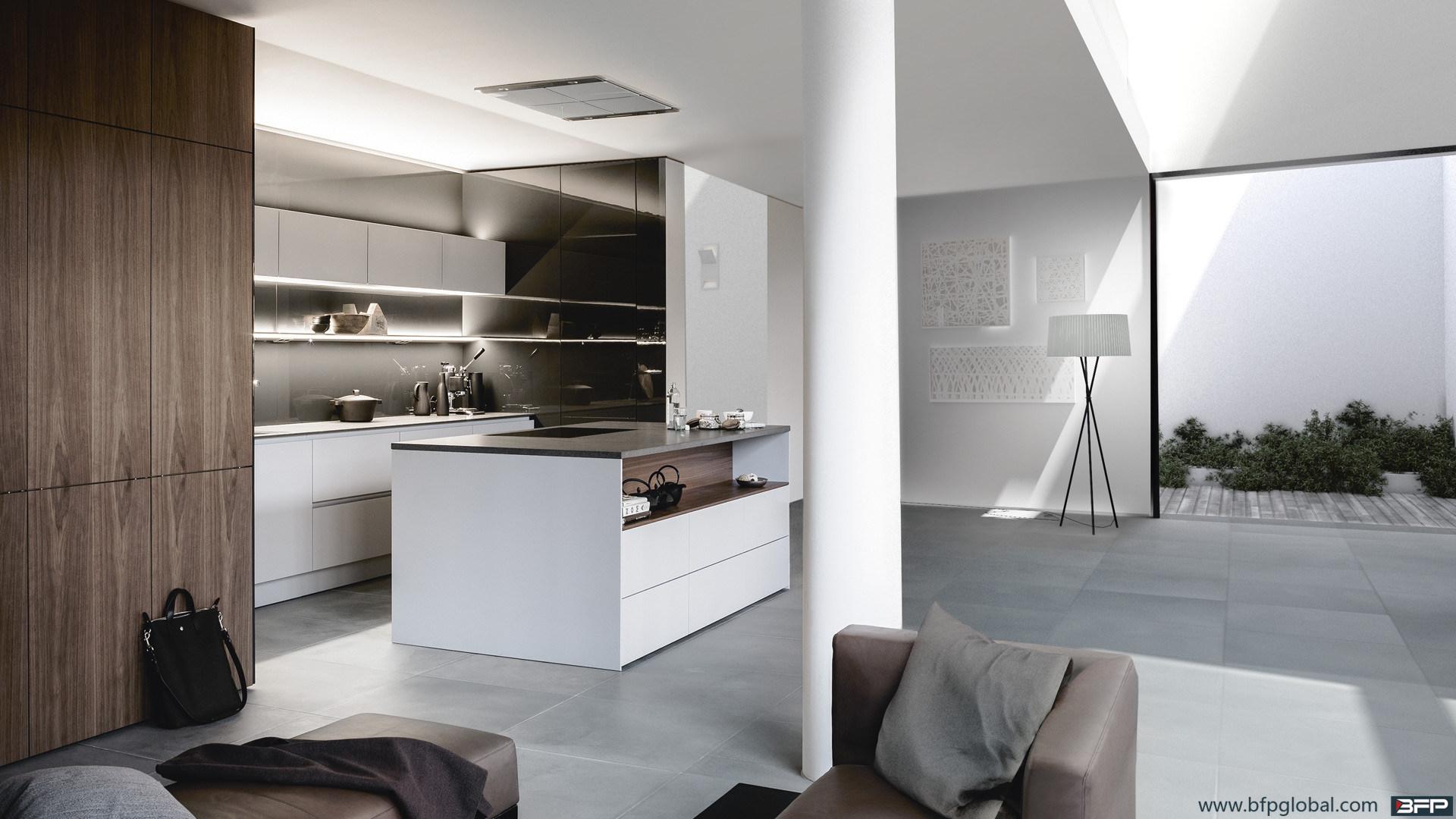 Australian Style Modern Kitchen Furniture Lacquer Kitchen Cabinets