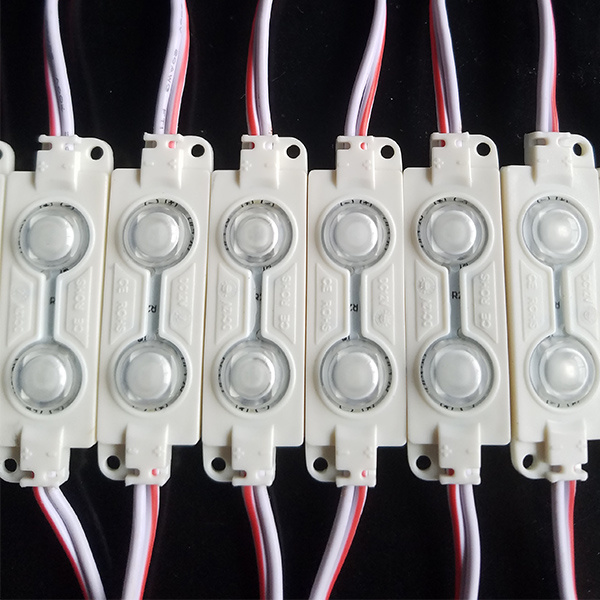 1.2W RGB LED Module 2LEDs with Lens