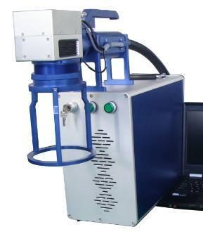 20W Handheld Laser Marking Machinery