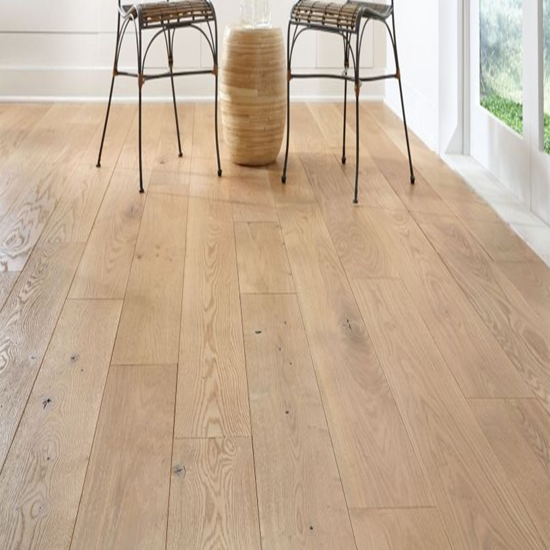 Household White Oak Engineered Parquet Flooring/Hardwood Floor