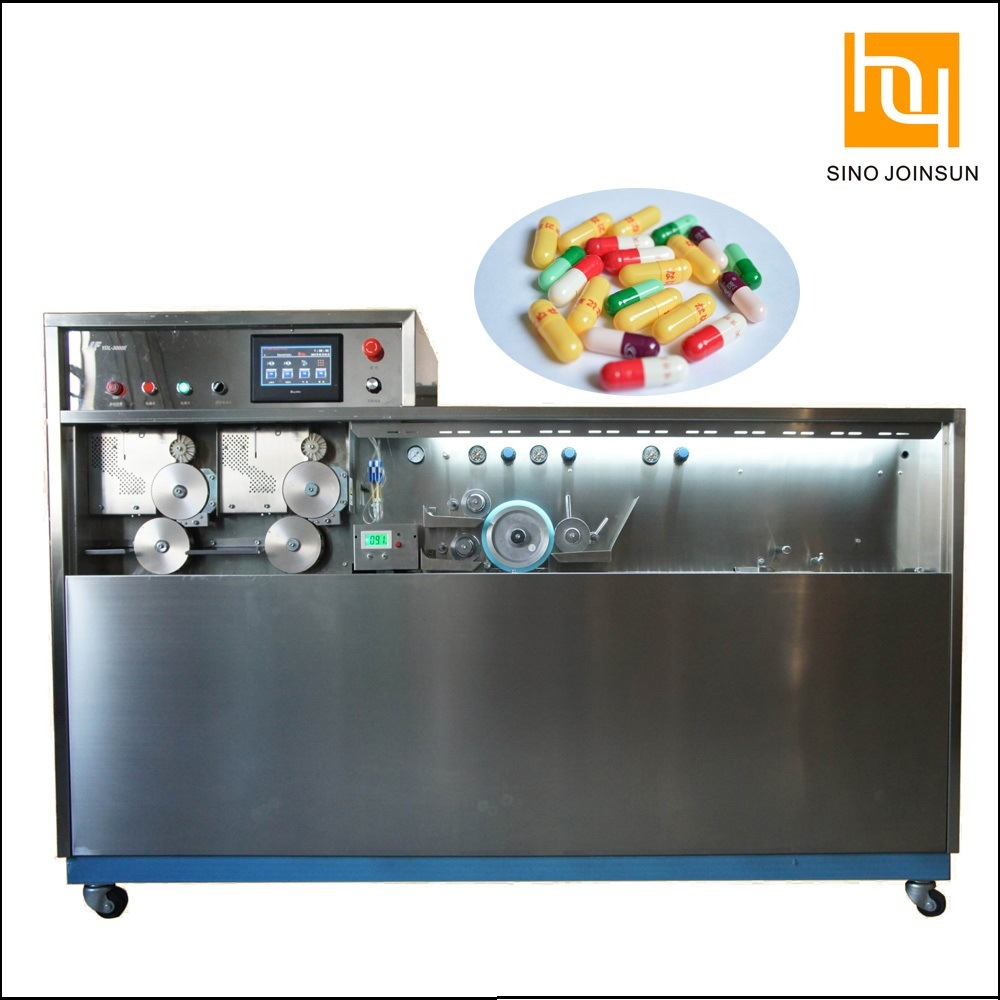 Empty Capsule Printing Machine for Different Size Capsules