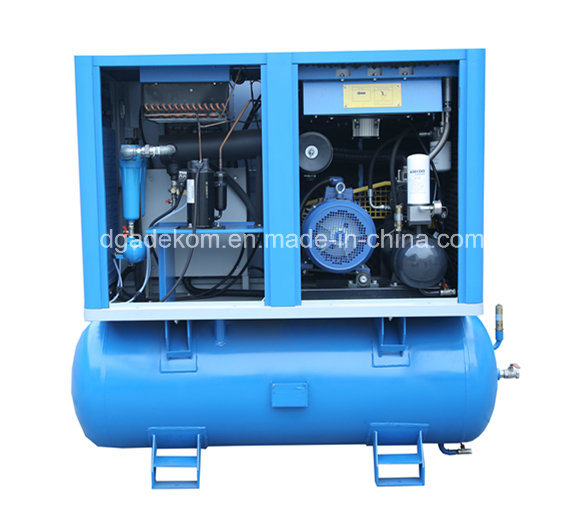 Tank Mounted Electric Mini Rotary Dryer Air Compressor (KB15-08D/500)