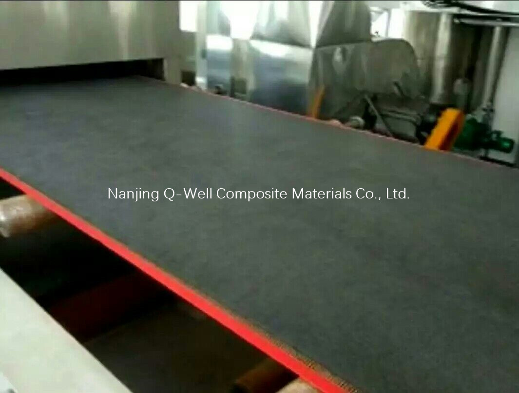 China Direct Supply Activated Carbon Fiber Surface Mat/Felt, Acf, A17014