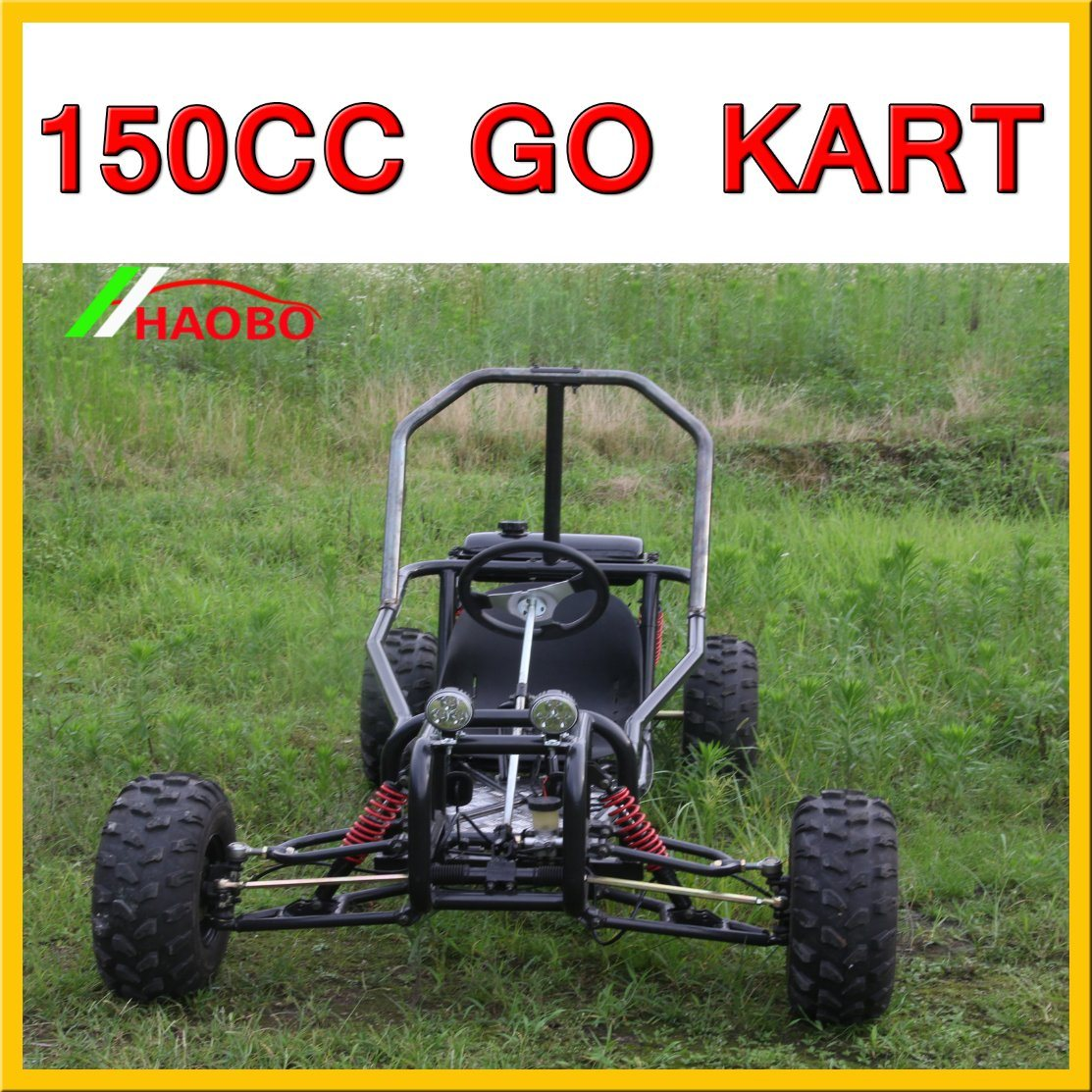 The Seat Can Be Removed Foward and Backward 150cc Go Kart
