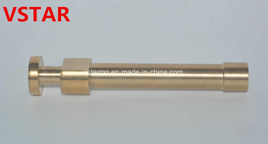 High Precision Machining Part with Zinc Plating by CNC Milling for Washing Machine