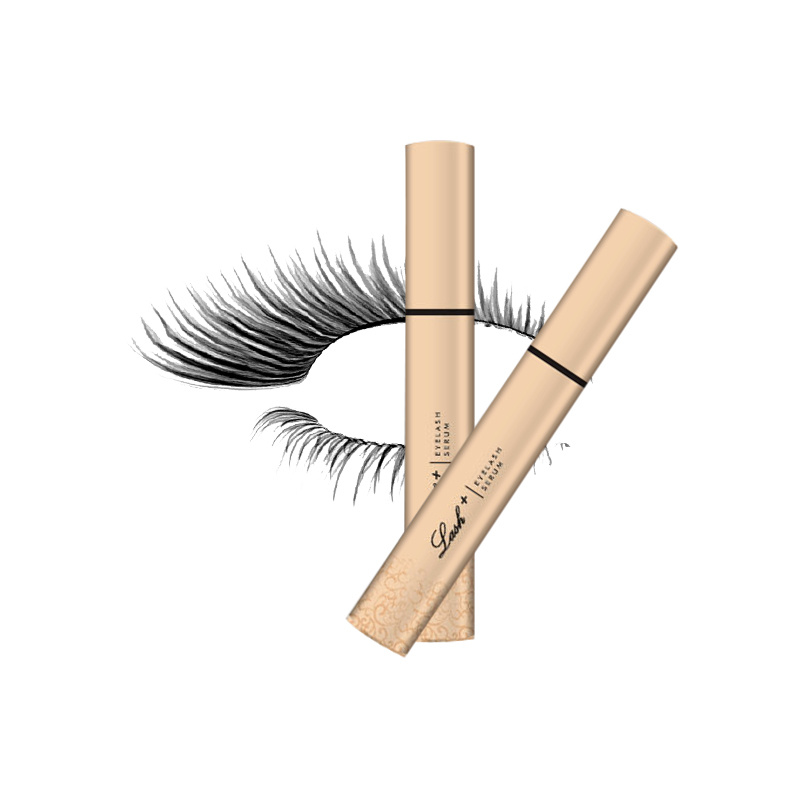 Pure Herbal Eyelash Growth Liquid Eyelash Serum Eyelash Enhancer to Make Eyelashes Grow Longer and Thicker Naturally