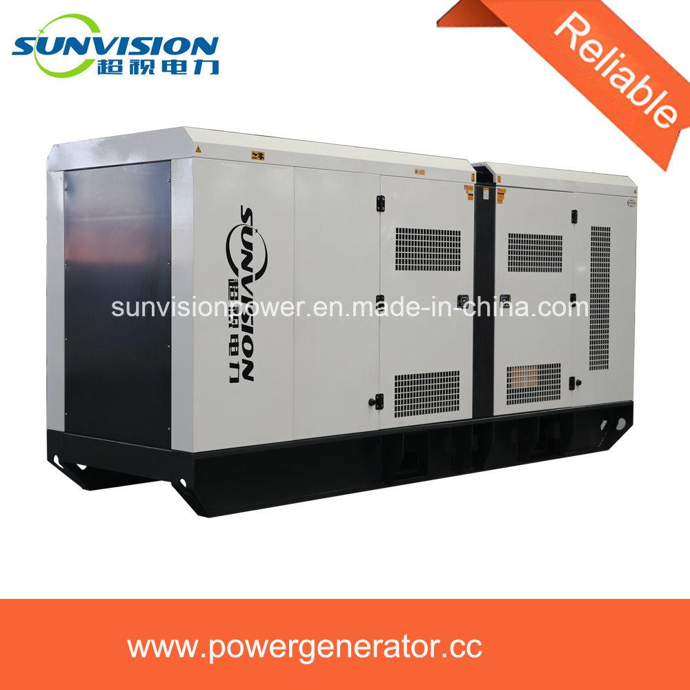 Heavy Duty Super Silent Type Generator Set 625kVA Standby