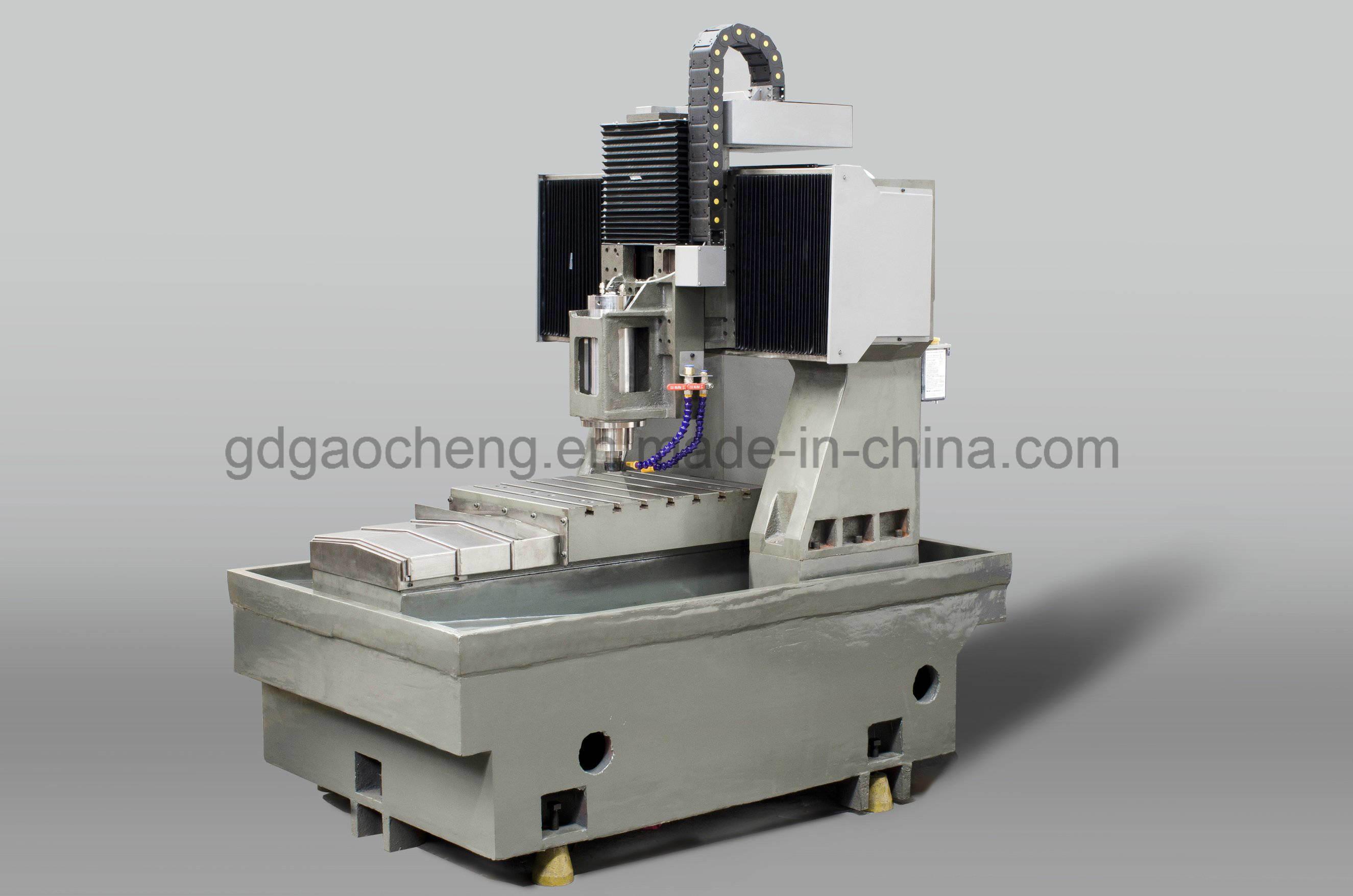 Double Column CNC Milling Machine Center GS-E1210
