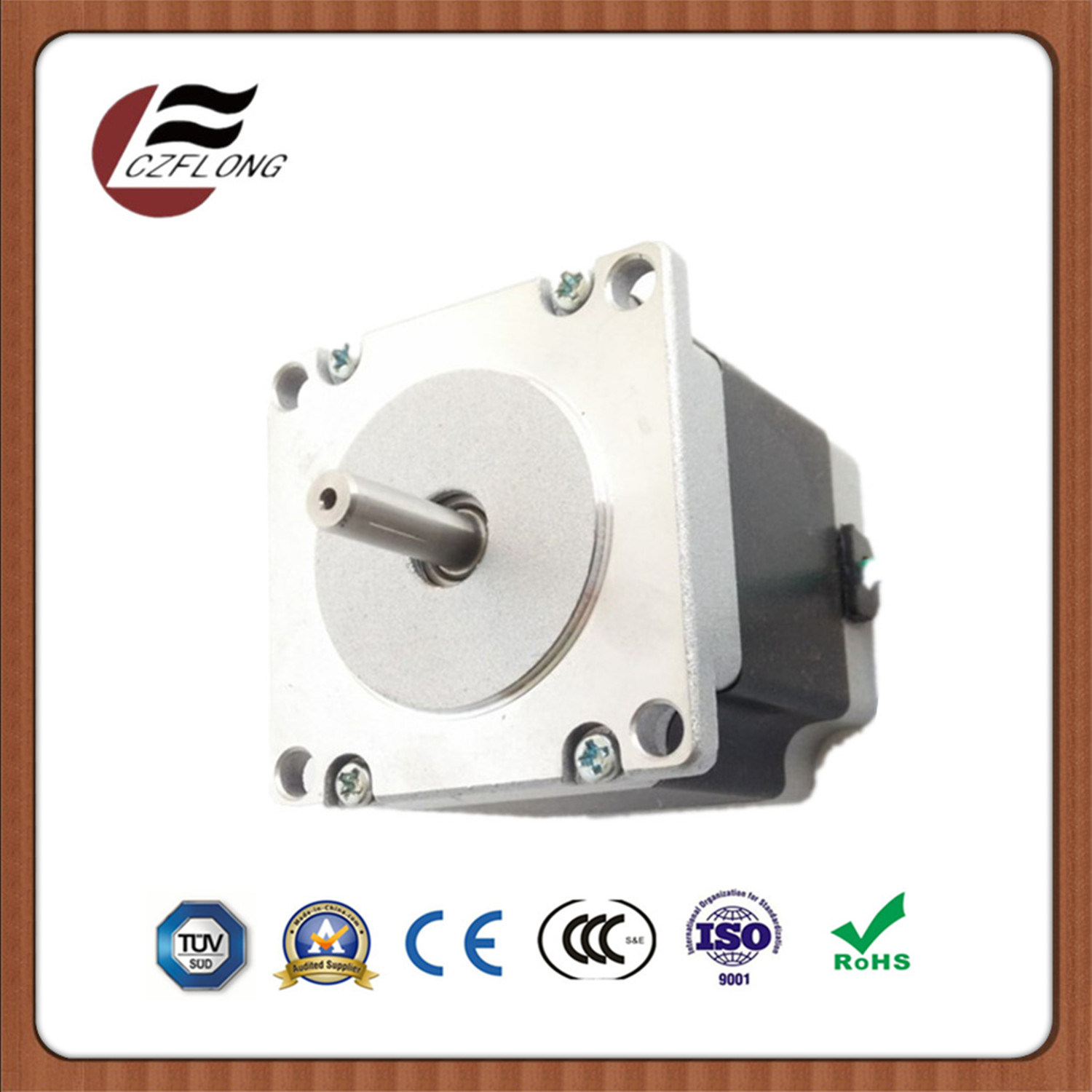 1.8 Deg 2 Phase Stepper Motor for CNC Wide Application