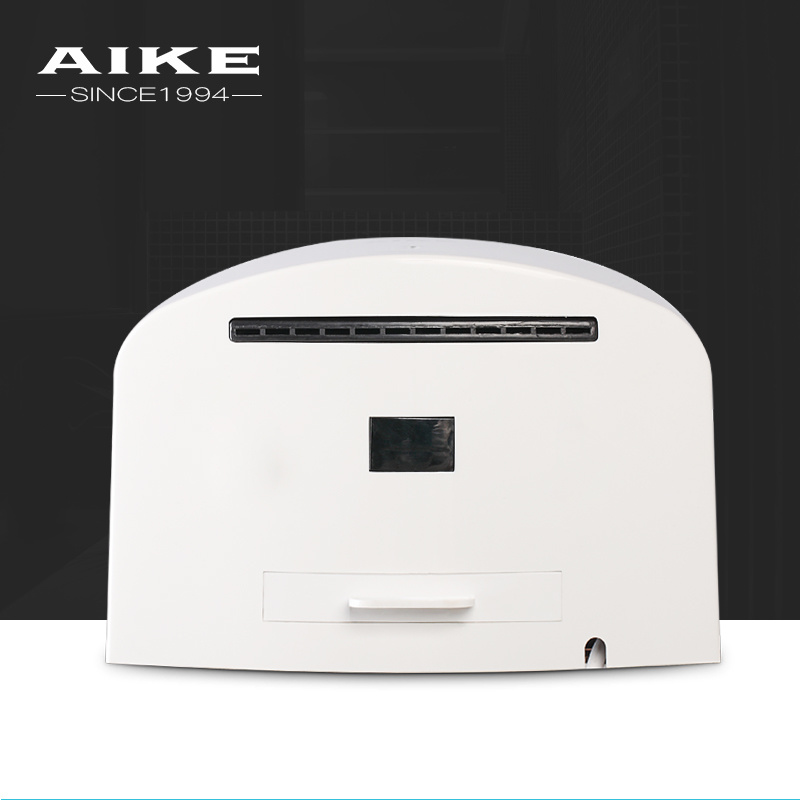 Automatic Hand Dryer Low Noise High Speed Warm Cool Air Restroom
