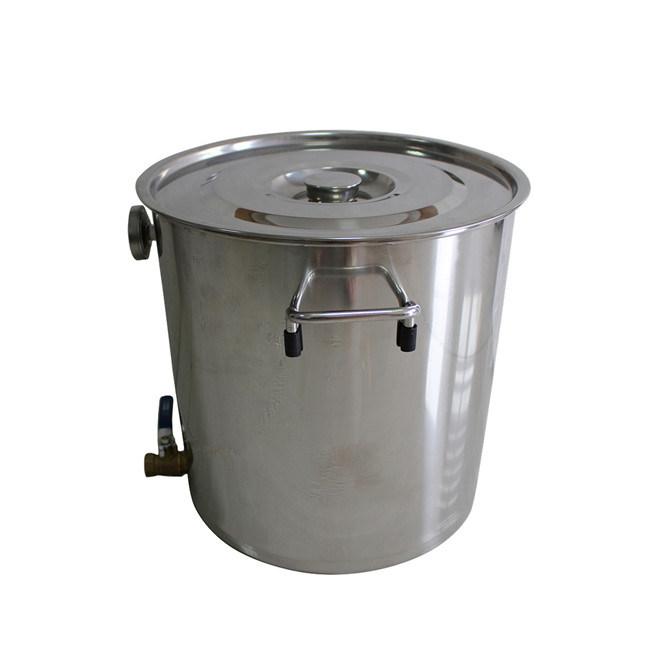 30L 8gal Best Seller Beer Fermenting Stainless Steel Barrel Home Beer Brewing Equipment