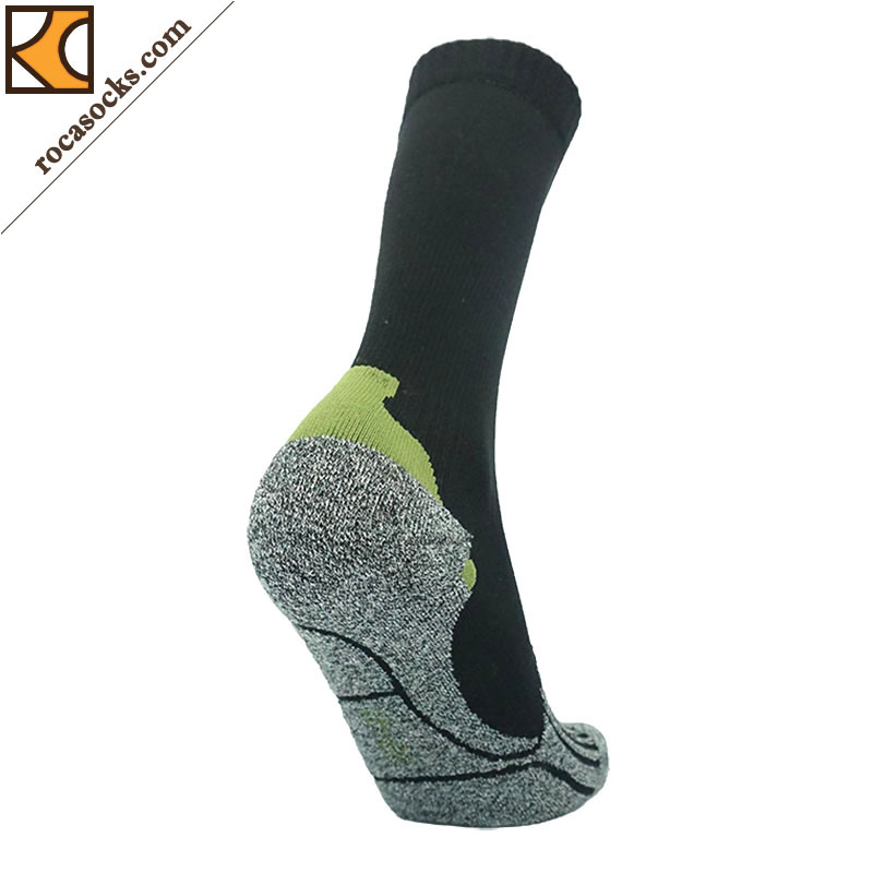 Light Outdoor Ski Coolmax Cotton Socks of Men (161004SK)