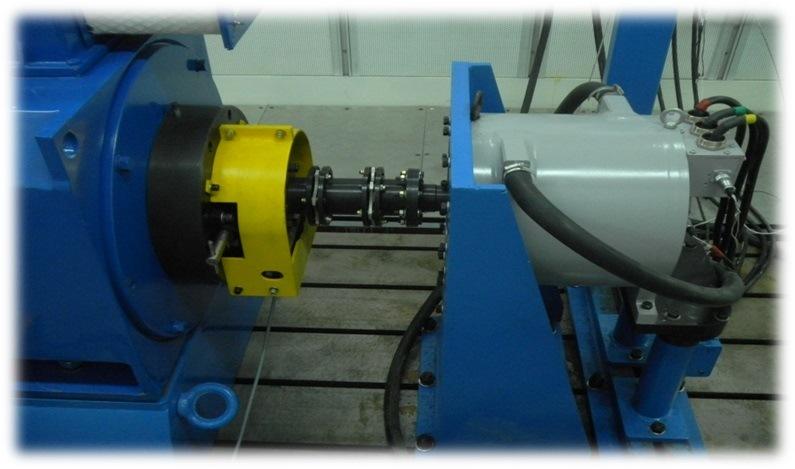 Moter Test Bench System