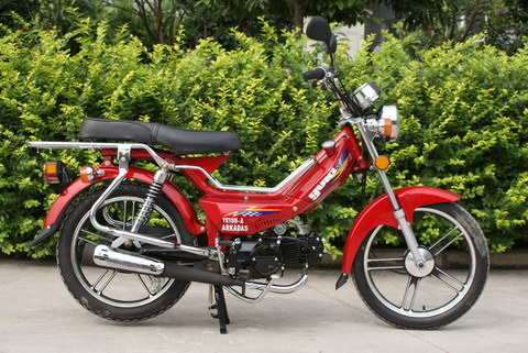 70CC Moped Motorycle (KS70-1A)