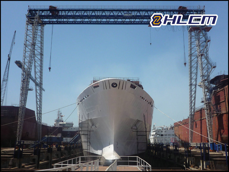 Heavy Lifting Gantry Crane for Material Handling (HLCM-2)